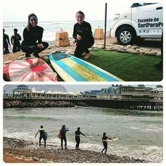 La de hoy en Instagram: Primer turno en acción! #Makaha #surf #learntosurf #surfinglessons #Miraflores #Lima #Peru #surfergirls #EndlessSummer #escueladesurf - http://ift.tt/1K8gmug