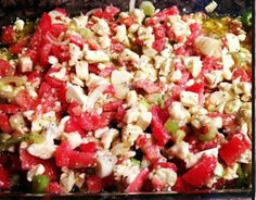 Going the Distance: Saw it, Pinned it, Made it! Easy Feta Dip Recipe