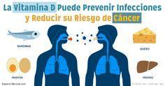 La investigación muestra que la vitamina D puede bajar su riesgo de enfermedades respiratorias en las personas mayores y reducir las incidencias de cáncer. http://articulos.mercola.com/sitios/articulos/archivo/2016/12/05/vitamina-d-previene-infecciones-y-baja-riesgo-de-cancer.aspx