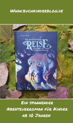 """Die abenteuerliche Reise des Leopold Morsch"" - Gregor Wolf - Buchkinderblog Gregor, Wolf, Cover, Books, Kids, Puzzle, Books For Kids, Kids Reading, Book Recommendations"