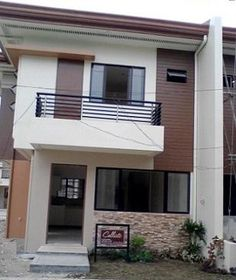 Modena Mactan -Cebu Real Estate for sale in Lapu-Lapu City/Cebu House and Lot for sale in Lapu-Lapu City Apartment Layout, Apartment Design, Philippines Cebu, 2 Storey House Design, Duplex House, Cute House, Lots For Sale, Bedroom Flooring, Architecture Design