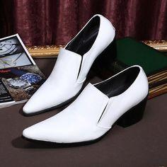 740047ca447f Fulinken Size 5-13 New Comfort Genuine Leather Slip On Loafers Mens Dress  Shoes