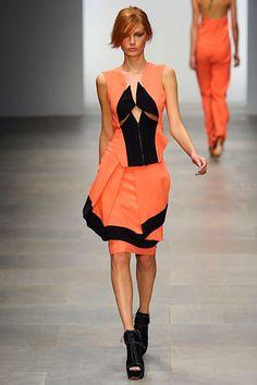jean-pierre braganza spring 2012 rtw >> that color! that detail!