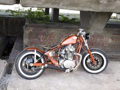 Kingston Custom: Yamaha XS 650 Bobber