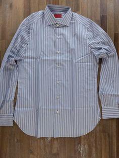 No chest pocket / Barrel cuffs. | eBay!