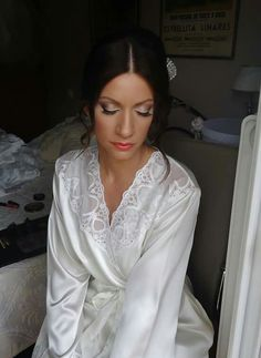 Bridal makeup #roulabesiri
