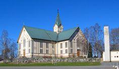 Merikarvian kirkko