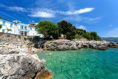 the see looks just amazing #Krk #Croatia