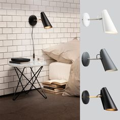 Northern Lighting Birdy Kort Vegglampe - Leselamper - Vegglamper - Innebelysning | Designbelysning.no