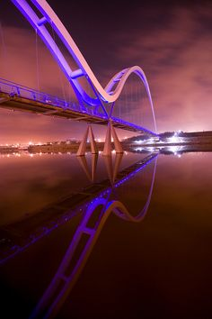 Infinity Bridge | Infinity Bridge, Stockton-on-Tees, England… | Flickr