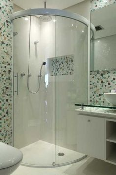 Prodigious Small shower remodel cheap,Corner shower remodeling diy tips and Walk in shower remodeling vanities ideas. Upstairs Bathrooms, Laundry In Bathroom, Bathroom Small, Budget Bathroom, Basement Bathroom, Bathroom Renovations, Small Shower Remodel, Small Showers, Corner Showers