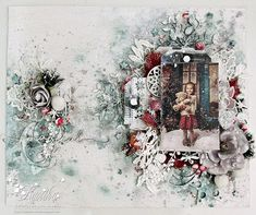 Magical - Winter canvas