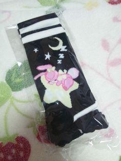 Dream Fantasy socks in black