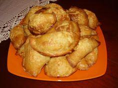 *Pinheirinhos com Sabor*: Pastéis de Frango