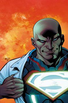 Lex Luthor by PAUL PELLETIER