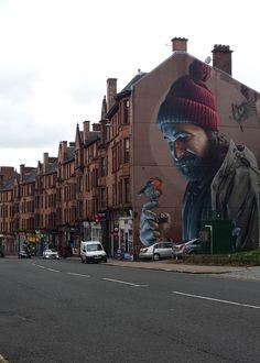 Glasgow, Scotland © Enriching My Soul