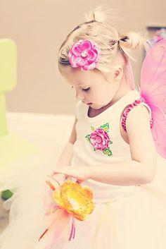 fairy birthday girl