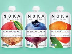 40 On-The-Go Breakfast Innovations - From Superfood Smoothie Pouches to Protein Pancake Mixes (TOPLIST)