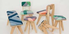 Candy chairs for your home inspiration