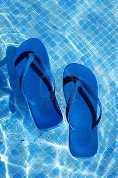 Don't worry about being Blue....put on your Blue Flip Flops and head to the Beach!! www.SurgewithPride.com