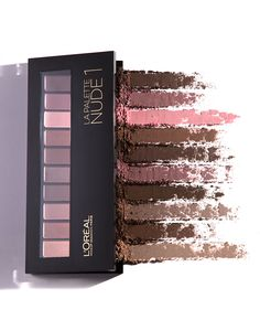 Unleash your inner artist with La Palette Nude, featuring 10 high impact shades to create your own masterpiece.
