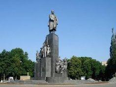 Taras Shevchenko Monument #Kharkiv