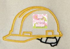 Hard Hat - Beau Mitchell Boutique  plus birthday number