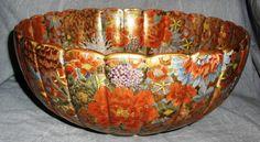 Satsuma Bowl. ca.1900.