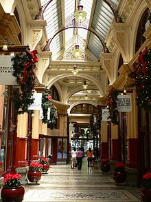 Lanes and arcades of Melbourne - Wikipedia, the free encyclopedia