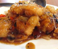 Fish Fillet with Tokwa In Tausi Sauce (Chinese style) - Mama's Guide Recipes