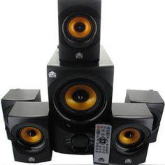 wireless home speaker system - Google Search