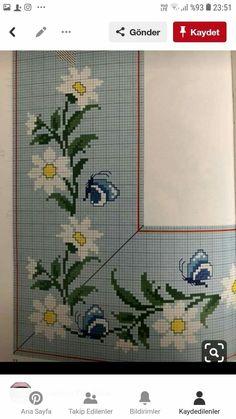 Cross Stitch Heart, Cute Cross Stitch, Cross Stitch Cards, Cross Stitch Borders, Cross Stitch Patterns, Crewel Embroidery, Cross Stitch Embroidery, Embroidery Patterns, Cross Art