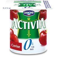 #Activia Cerise 0% #Belgio