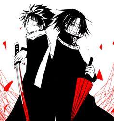 Tags: Anime, Yu Yu Hakusho, Hiei, Hunter x Hunter, Feitan