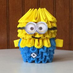 My daughter, Alyssa loves Minion.  I will try to make the Minion collections for her.