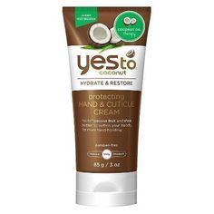 Yes To Coconut Protecting Hand and Cuticle Cream Target Exclusive  3 oz * Learn more by visiting the image link.