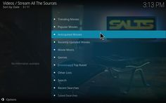 Kodi is a media center for Windows that enables users to watch movies, tv shows, sports and more besides. What began as Xbox Media Center (XBMC) has now become one of the best multimedia software packages ever! What makes Kodi special is its multitude of add-ons that enhance the software. SALTS,...