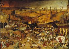 Триумф смерти :: Брейгель Питер (1562)
