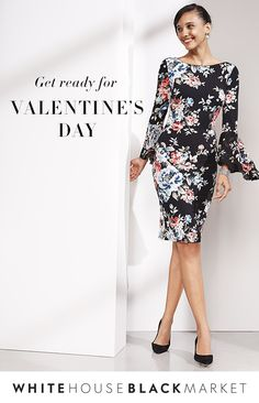 accc7942b86 Celebrate love the WHBM way with looks that are a natural match for you and  your