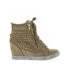 Amazon Fr, Taupe, Wedges, Sneakers, Shoes, Fashion, Boots, Zapatos, Rhinestones