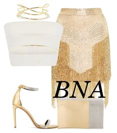"""""""BNA"""" by deborahsauveur ❤ liked on Polyvore featuring Zuhair Murad, Barbara Casasola, Nathalie Trad, Alexandre Vauthier and Jennifer Fisher"""