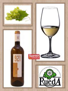 [ES] Vino Blanco Verdejo 921, Pie Franco D.O. Rueda. [EN] 921 Pie Franco Verdejo, Rueda White Wine, OD Rueda. [FR] Vin Blanc 921 OD Rueda,  Pie Franco Verdejo. [DE] WeissWein 921 OJ Rueda, Pie Franco Verdejo. www.spanishonlinefood.com #Sof #ComidaEspañola #España #Segovia #Rueda #DO #Vinos #921 #PieFranco #Verdejo #VinoBlanco #SpanishFood #Spain #Wines #OD #Espagne #Vins #VinBlanc #Spanien #SpanischesEssen #Weine #Gourmet #Yummy #Food #Foodies #WineLover @DORueda Spanish Food Comida Española
