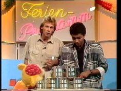 ZDF Ferienprogramm Vorspann Intro und Ansage freitags 1987 - YouTube