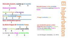 a y LiteratuRAP, tu blog para aprender Lengu