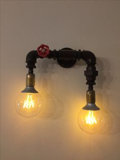 #design #riuso #recycle #progetti #lamp #sweethome #instalamps #ourhome #creative #handmade #atmosphere #vintage #edison #tubes #hoses #pipes #hydraulic
