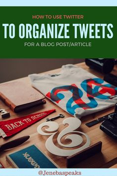 If you want to put a group of tweets on a blog post, you can  use Twitter to quickly curate them and post. This tutorial shows you how!