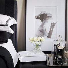 'Happy girl's are the prettiest' - Audrey Hepburn ✔️Regram from gorgeous @njwhite #homedecor #homeinspo #homestyling #bombardierdesigns #europeancollection #audreyhepburn #roses #soycandles #personalisedcandles