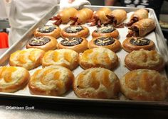 Little Gretel's fresh-made Kolaches are good enough to warrant the drive to Boerne. Hill Country Mysteries: Boerne, Texas -- Small town with a big appetite