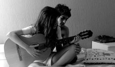 couple, music and goals image on We Heart It
