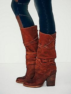 Free People Boot - ♡